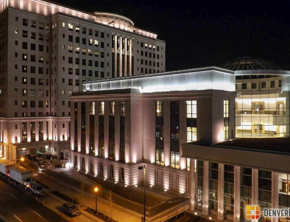 Ralph Carr Judicial Center Update #11
