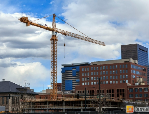 Denver Tower Crane Census: Spring 2013