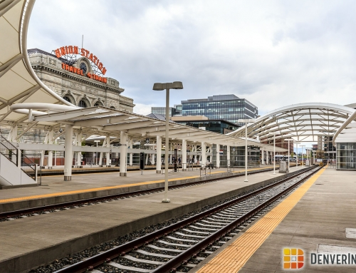 Denver Union Station Transit Center, Part 5