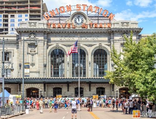 Denver Union Station Final Update, Part 1