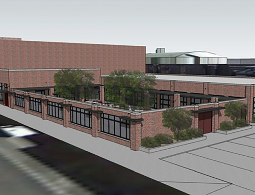New Project: Lawrence Street Center