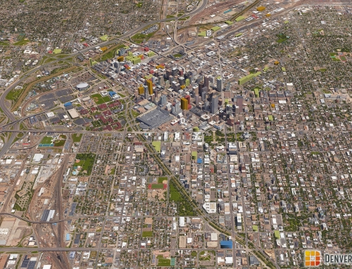 New! Denver's Future Skyline in 3D!