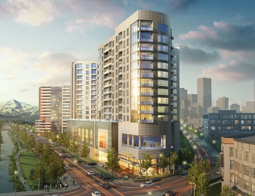 New Project: Greystar Speer Boulevard