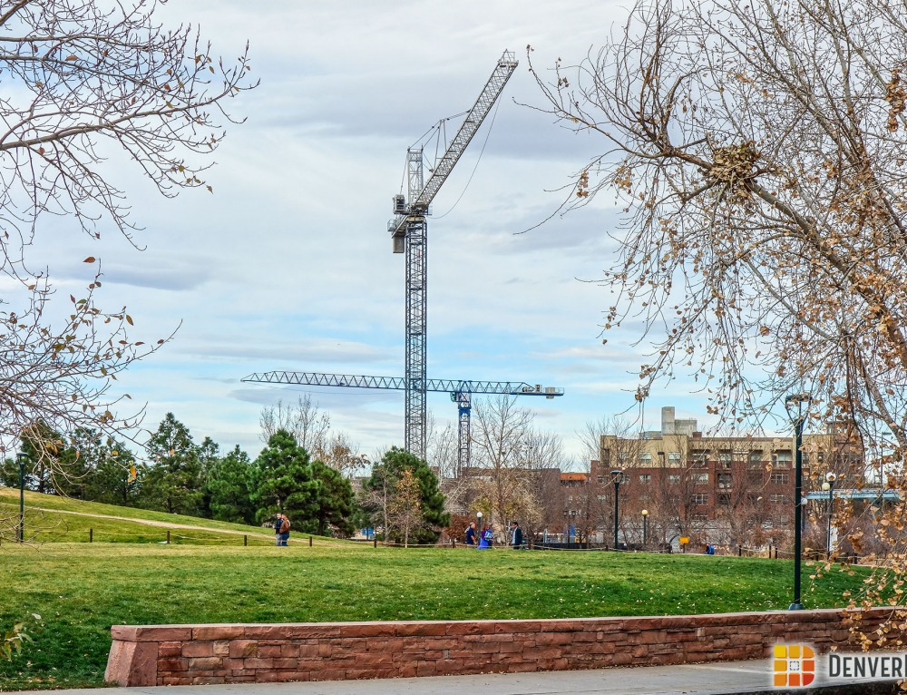 Two Additional Cranes Up In Downtown!