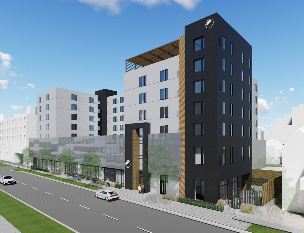 New Project: Element Hotel Downtown