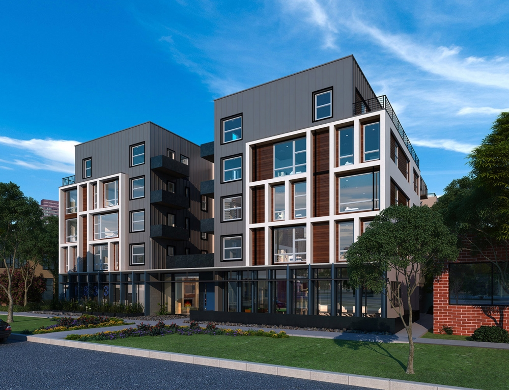 New Project: Emerson Place