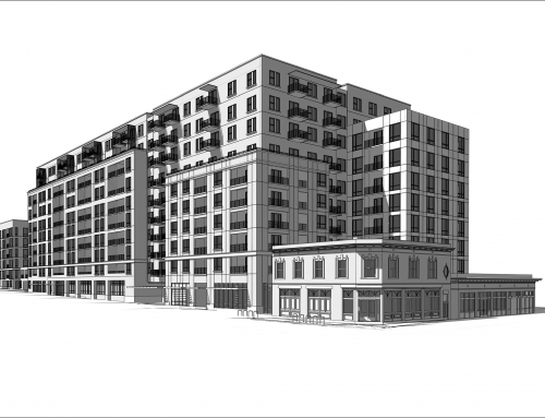 New Project: 17th & Pearl Apartments