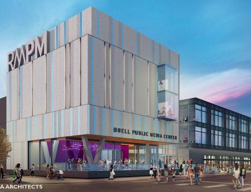 New Project: Buell Public Media Center