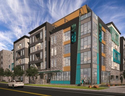 New Project: Wellington Apartments