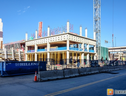 Hilton Garden Inn Union Station Update #3