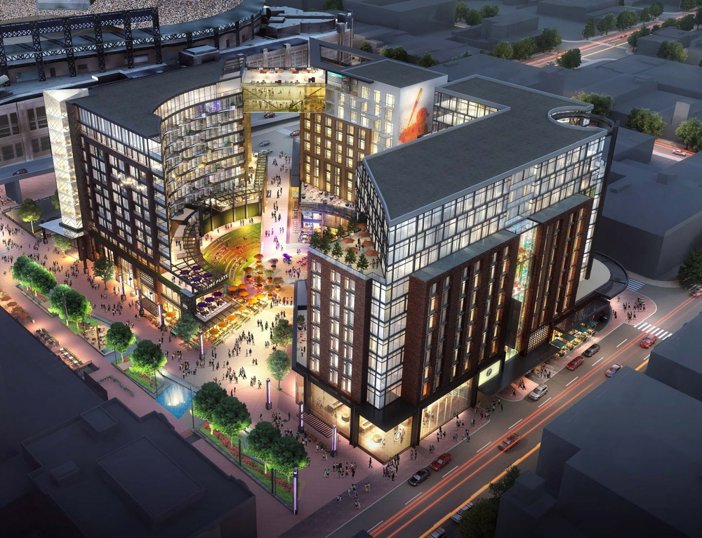 New Project: Colorado Rockies Mixed-Use