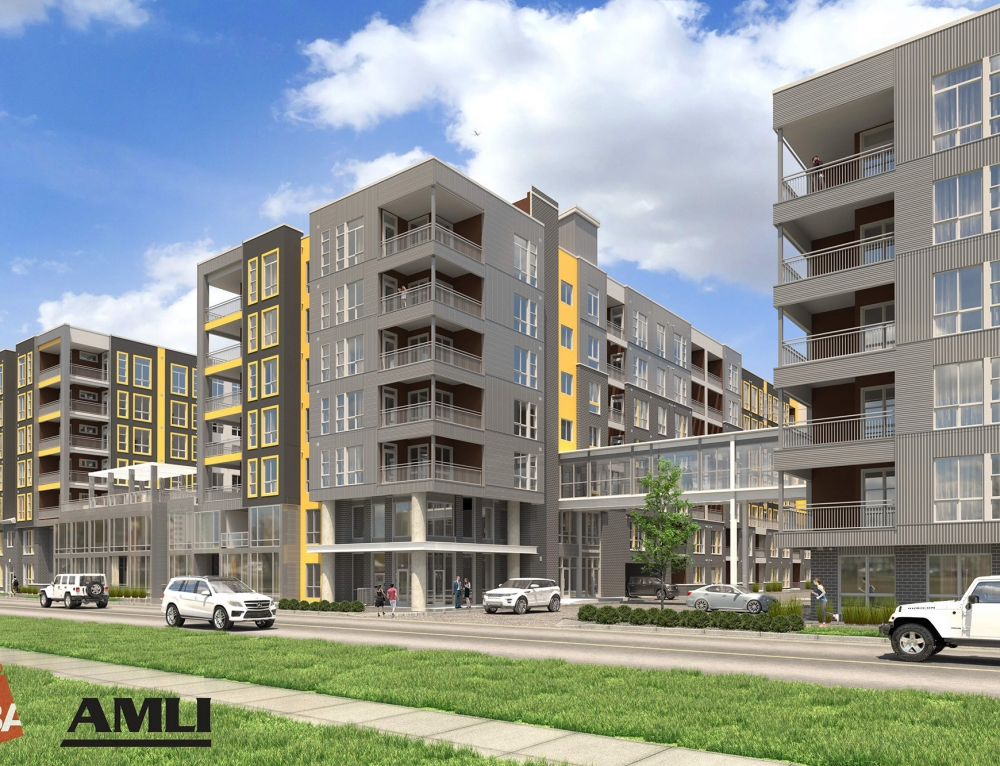 New Project: AMLI RiNo