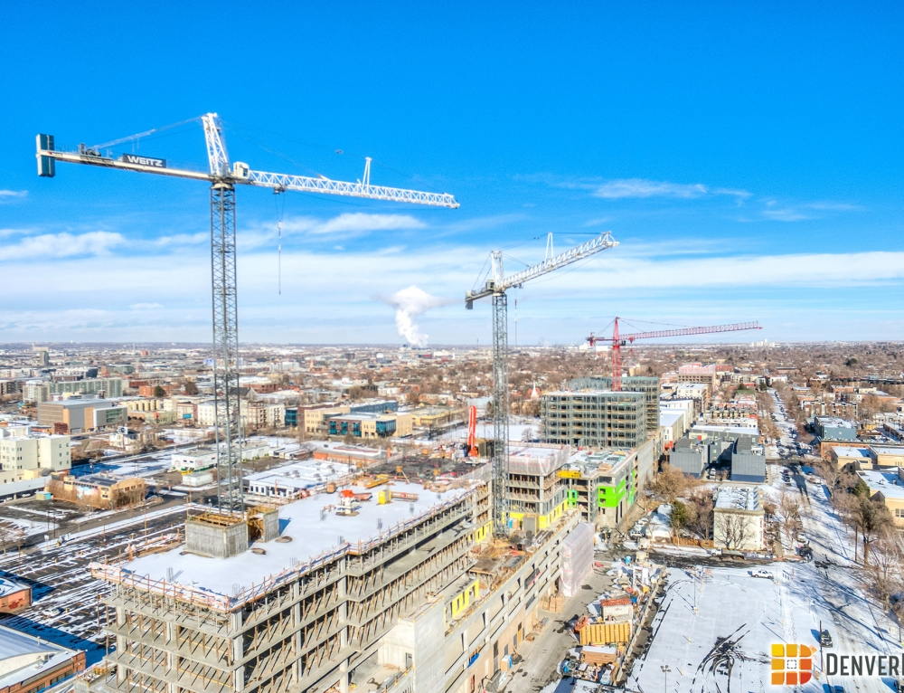 Tower Crane Census: Winter 2017