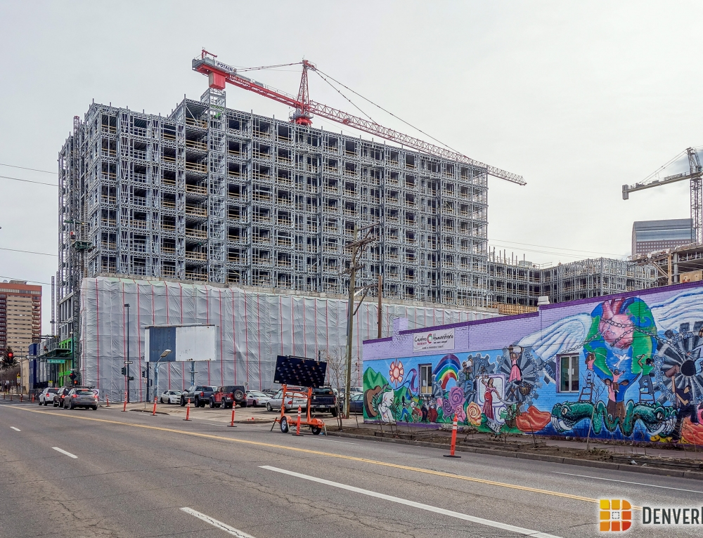 Alexan Arapahoe Square Update #7