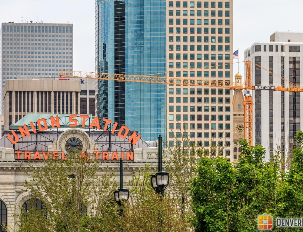 Three More Cranes For Denver!