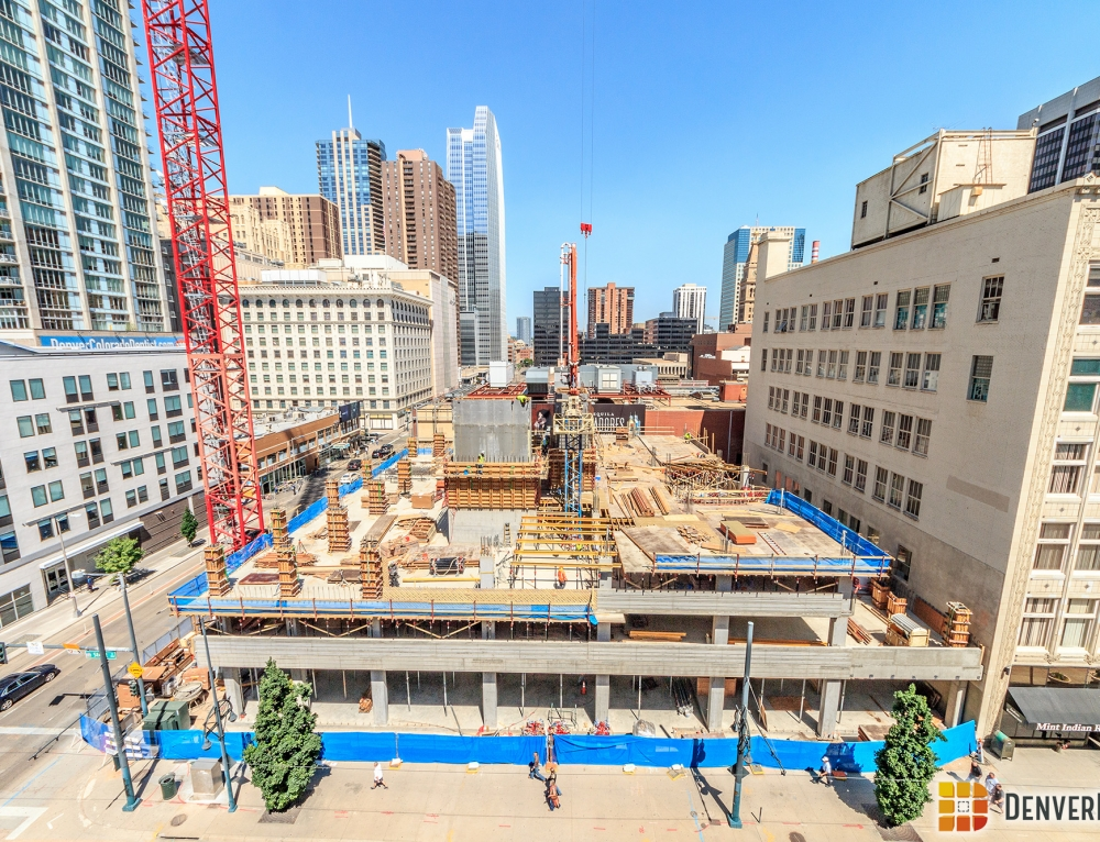 15th and Stout Hotel Update #1