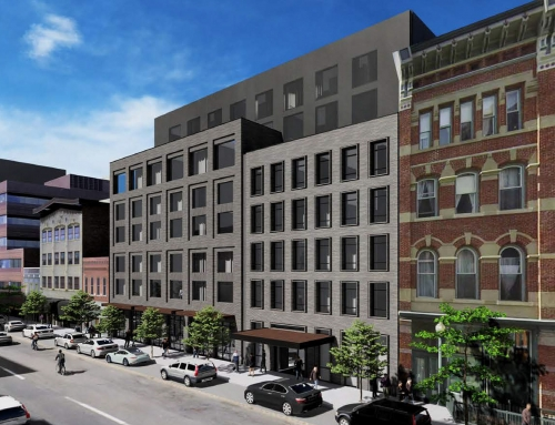 New Project: 1637 Blake Hotel