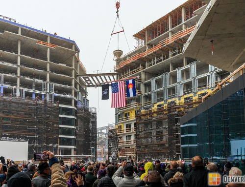 McGregor Square Tops Out!